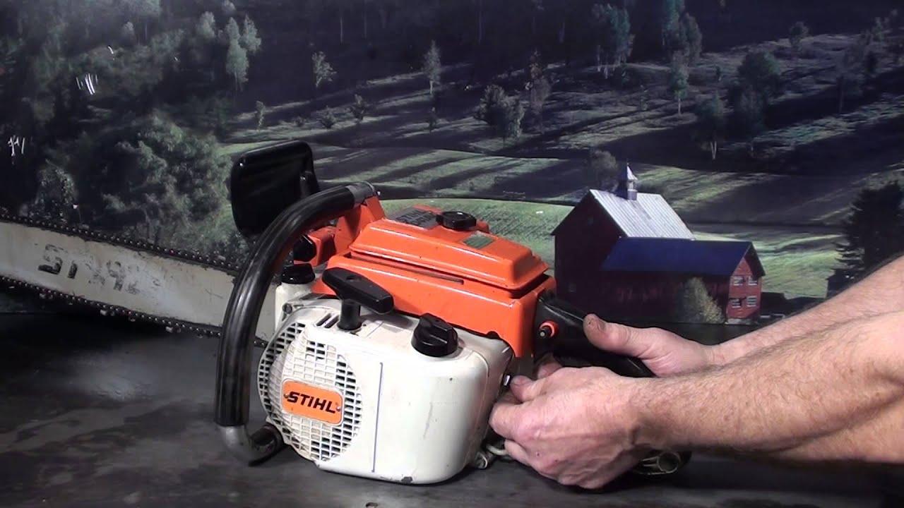 The Chainsaw Guy Talk Stihl 041 Av 2 13