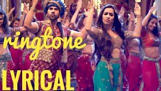 Milegi Milegi song | Stree Movie | (Lyrical ) mp3 ringtone | free download