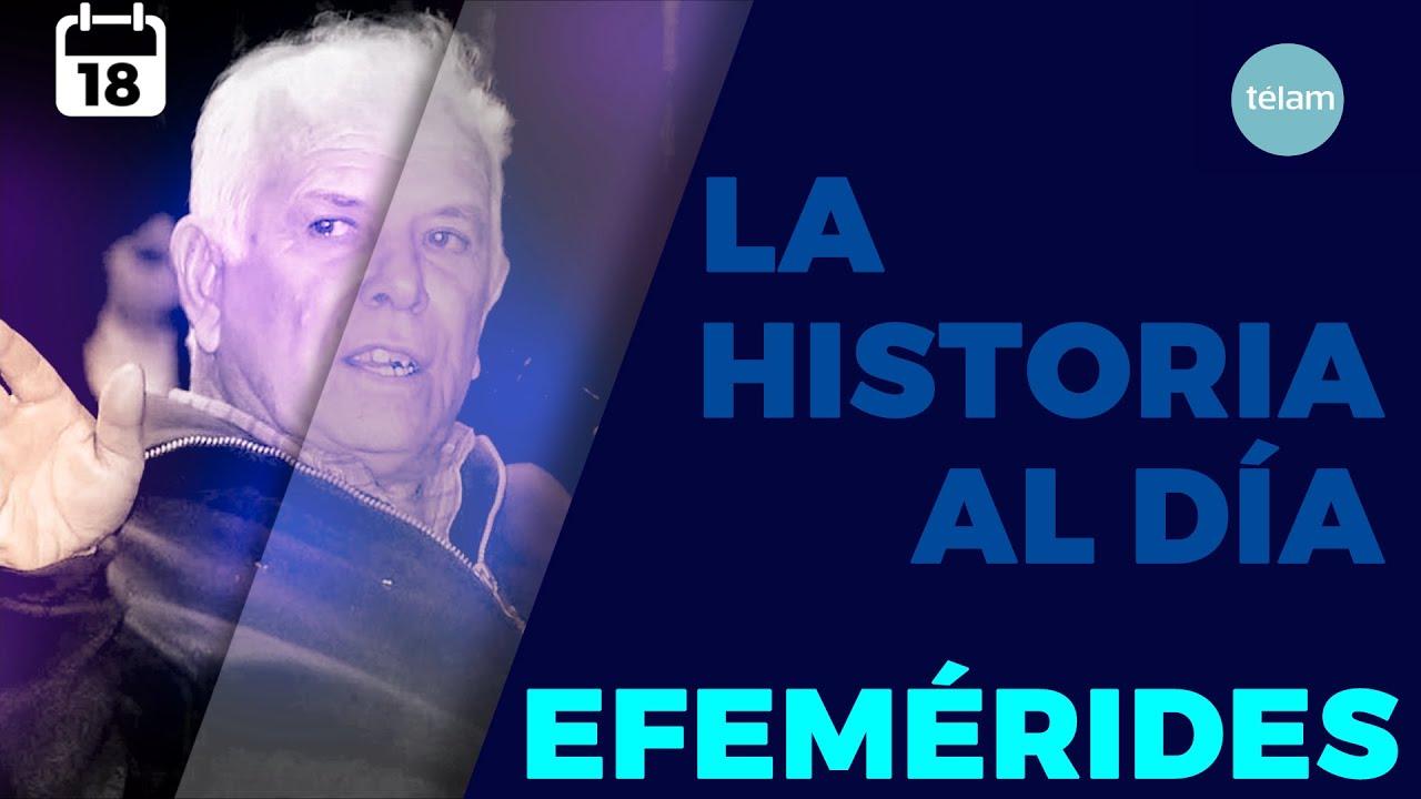 LA HISTORIA AL DÍA (EFEMÉRIDES 18 SEPTIEMBRE)