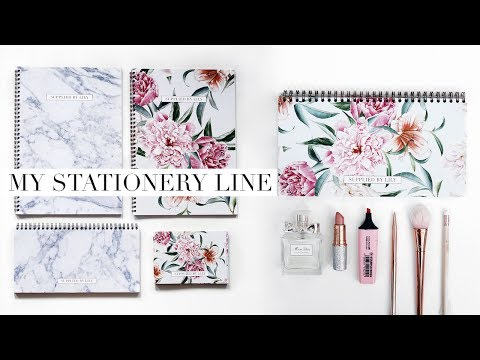 My Student Stationery Line Launch ♡ SUPPLIED BY LILY