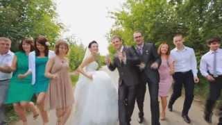 Оригинальная Нижегородская свадьба в европейском стиле! Невеста исполняет песню для жениха