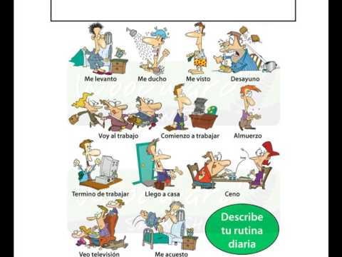 Reflexive Verbs - Daily Routine | Spanish 2 Grammar