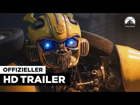 Bumblebee - Trailer HD deutsch / german - Trailer FSK 12