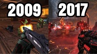 HISTORIA DE N.O.V.A (Graphics Comparison)
