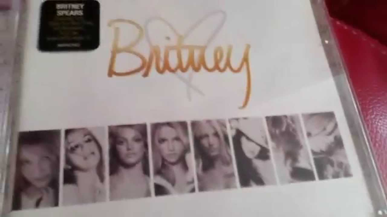 Britney Spears - The Singles Collection UK Version ...