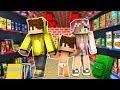 BEBEK RG'NİN OKUL EŞYALARINI ALDIK! 😱 - Minecraft