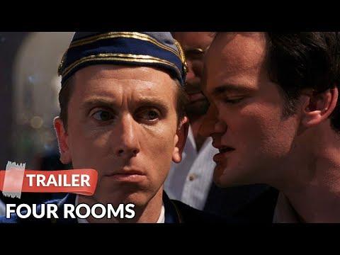 Four Rooms 1995 Trailer HD | Tim Roth | Quentin Tarantino
