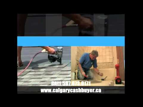 (We Buy Houses Fast Calgary) 587.673.0171