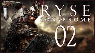 S.P.Q.R. - Ryse: Son of Rome - Ep.02!