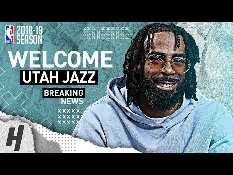 BREAKING: Mike Conley TRADED to the Utah Jazz! BEST Highlights from 2018-19 NBA Season!