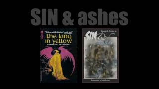 SIN & ashes book trailer