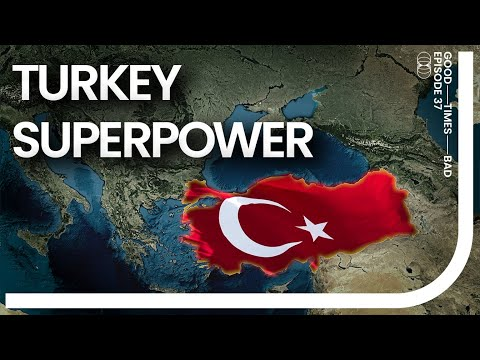 Turkey's Grand Strategy - a Superpower in the Making?