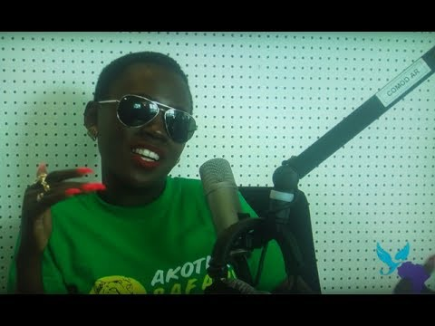 Kenyan Songbird Akothee on Diaspora Colors ★European Tour★