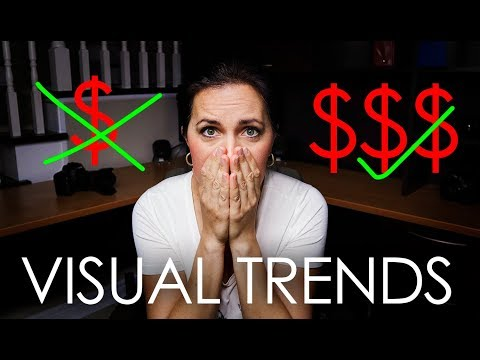 DON'T WASTE YOUR TIME STOCK photographers Visual Trends 2019
