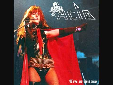 Acid - Maniac / Hooked On Metal - Live in...