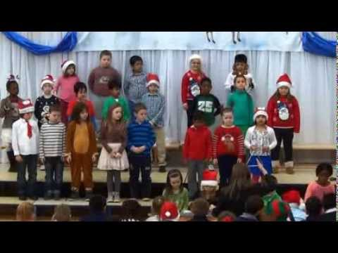 Azfawan - Winter Assemblies 2013 ETNS Tyrrelstown (First Class)