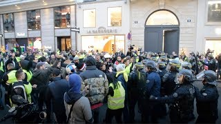 Woman's death casts shadow over France's 'yellow vest' protests