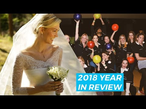 118 Things That Happened in 2018 | Karlie Kloss
