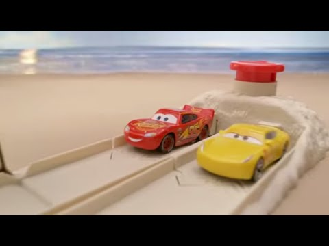 Disney•Pixar Cars 3: Official Movie Playsets | Mattel