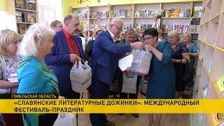 С миру по книжке: белорусские, российские, украинские писатели спасают библиотеку в Климовке