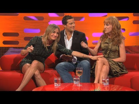 Cameron Diaz's School Fights - The Graham Norton Show - Series 9 Episode 10 - BBC One