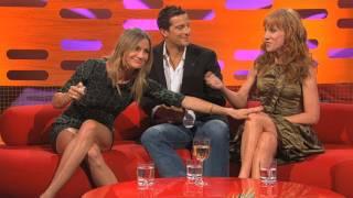 Cameron Diaz's School Fights – The Graham Norton Show – Series 9 Episode 10 – BBC One