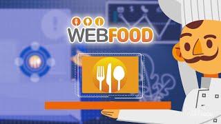 Conheça o WEBFOOD! App de gestão de pedidos para cozinha industrial.