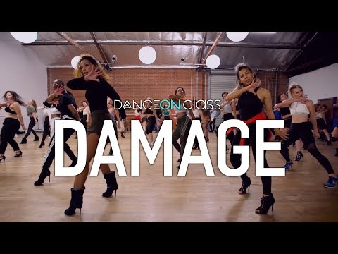 Mýa - Damage   Galen Hooks Choreography   DanceOn Class