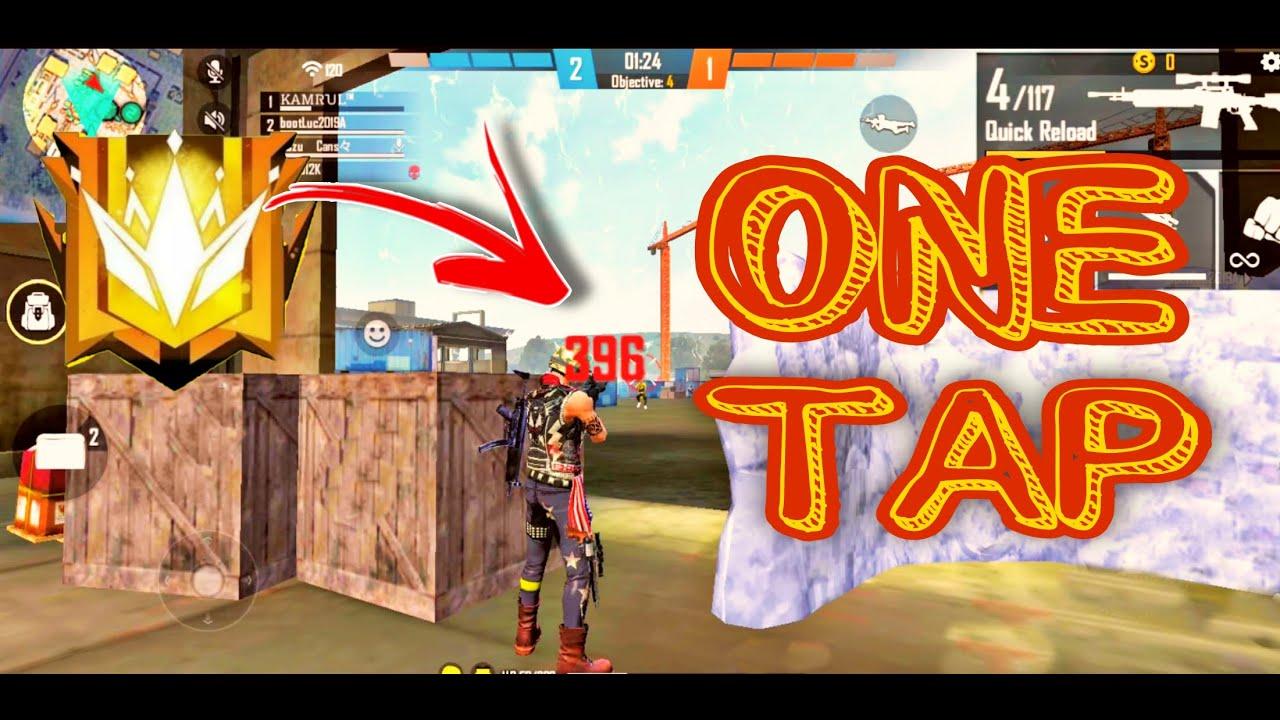 ONE TAP HEADSHOT | Garena Free Fire | Mr. Mondal Gamer