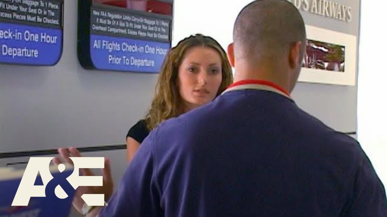 Download Airline: Conflict Erupts After Man Is Turned Away at Gate | A&E