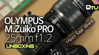 배경 다 날려드립니다. 올림푸스 M.Zuiko Pro Digital ED  25mm f1.2 렌즈 개봉기