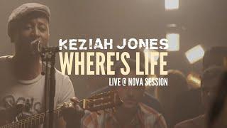 keziah jones live nova session