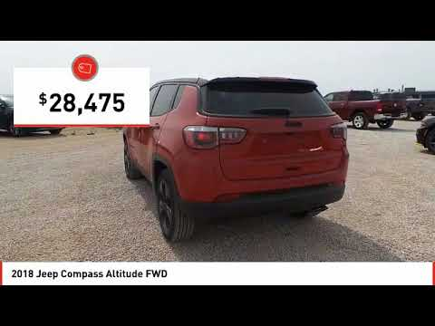 Download 2018 Jeep Compass Odessa TX JT300155