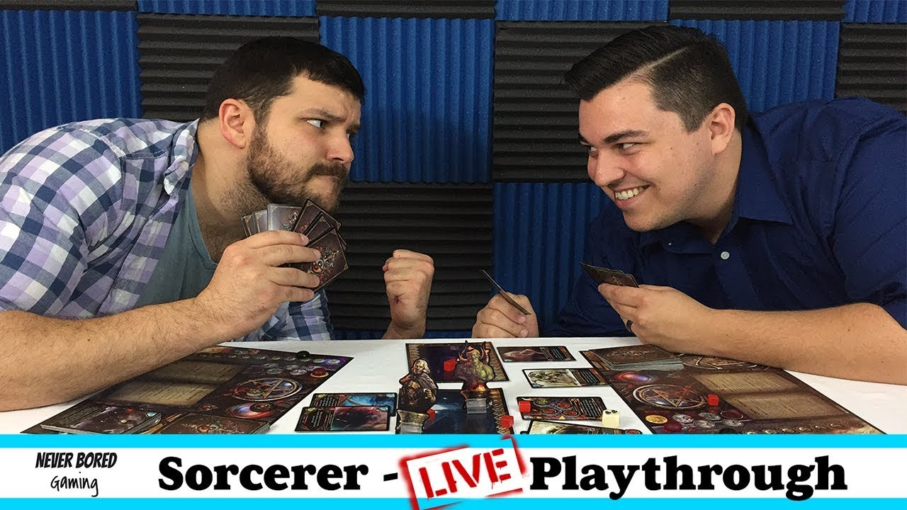 NEW SORCERER Children of Alyisia Lineage Pack Kickstarter Exclusive Expansion