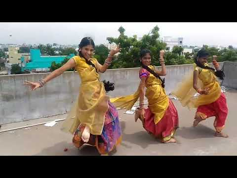 Raviteja Gochikonda Dance Videos Bathukamma Dance 2017 New Album