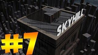 SKYHILL. Выживание. Часть 7 (Секретная концовка, пистолет?)