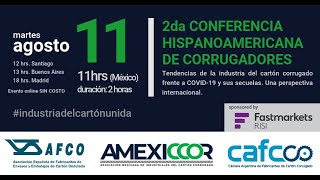 2da Conferencia hispanoamericana de corrugadores