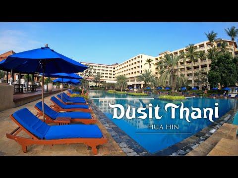 รีวิว โรงแรม Dusit Thani Hua Hin เที่ยวหัวหิน ช่วง โควิด ก่อนระบาดหนัก รอบ 2    Withthawat