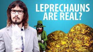 Asking Tourists Their Opinions On The Treatment Of Leprechauns