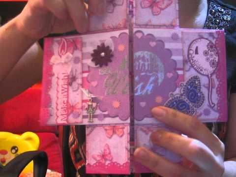 Tarjeta sin fin  (Endless card)