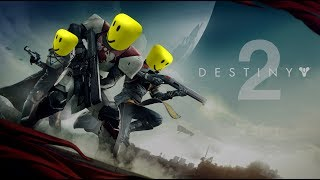 Destiny 2 Trailer but every time someone gets effed the roblox death noise is played
