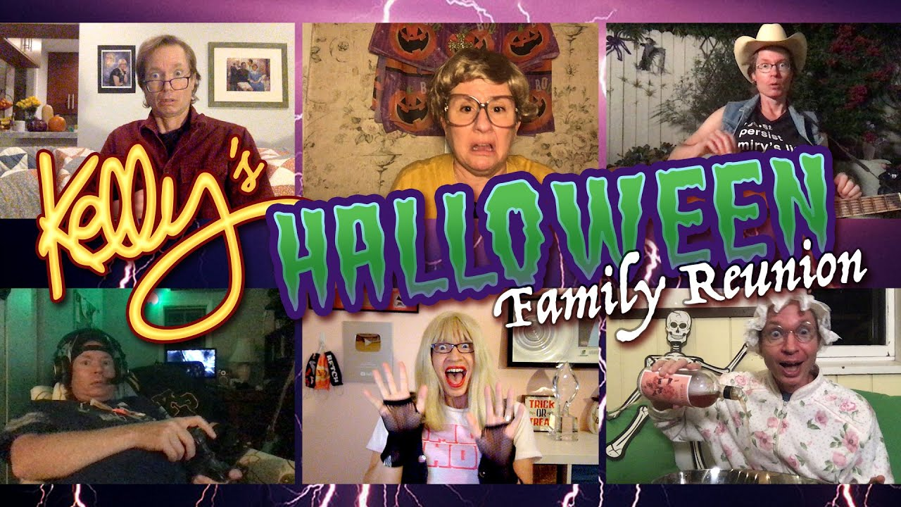 Download KELLY'S FAMILY REUNION - Halloween in Quarantine