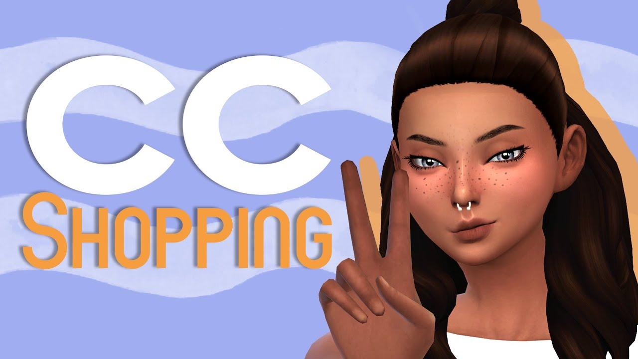 The Sims 4 | CC Shopping #5 - Maxis Match Hair & Kid's ...