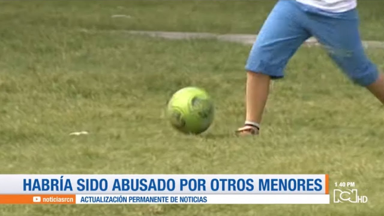 Download Un niño de siete años habría sido abusado por otros menores en Medellín