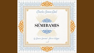 Semiramis: Act II Scene 6: Recitatif: Princes, mages, guerriers (Oroes, Semiramis)
