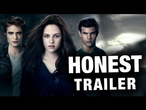 Honest Trailers - Twilight 3: Eclipse poster