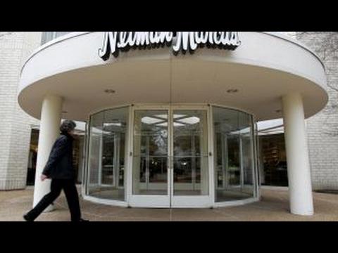 Neiman Marcus' advantage over Amazon