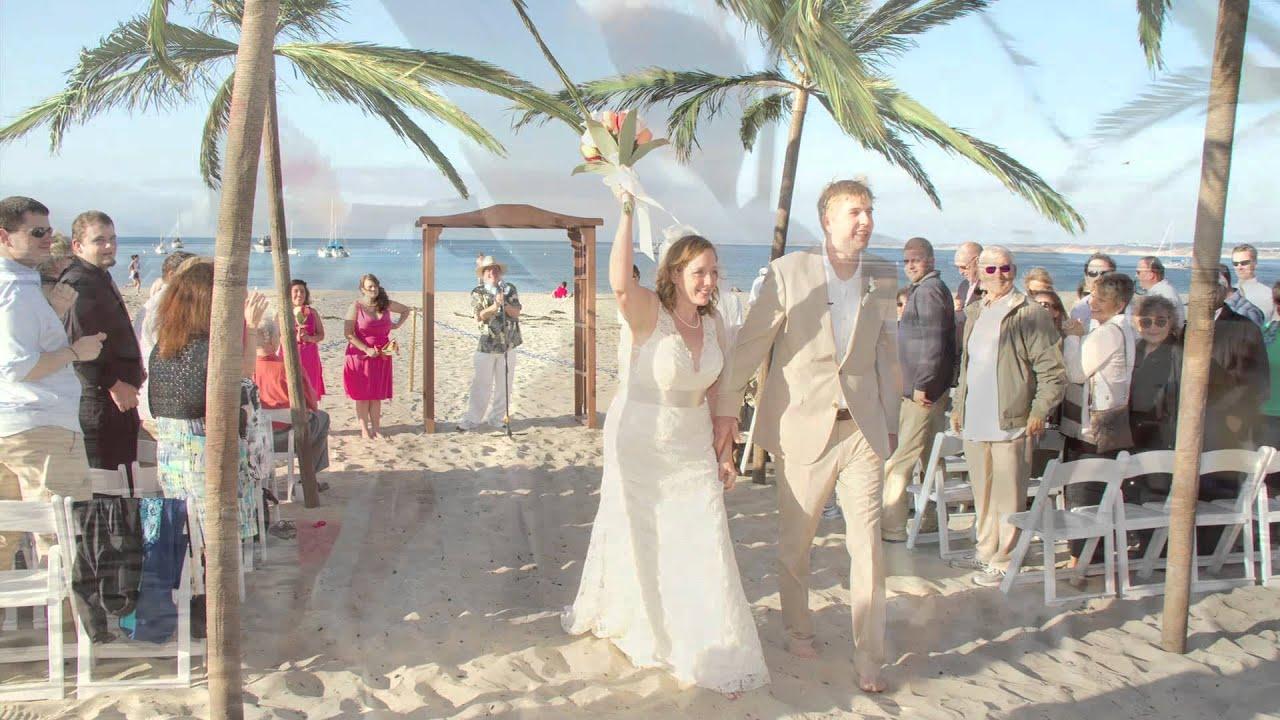 Monterey Beach Party Wedding