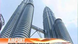 Airport: Kuala Lumpur Malezya