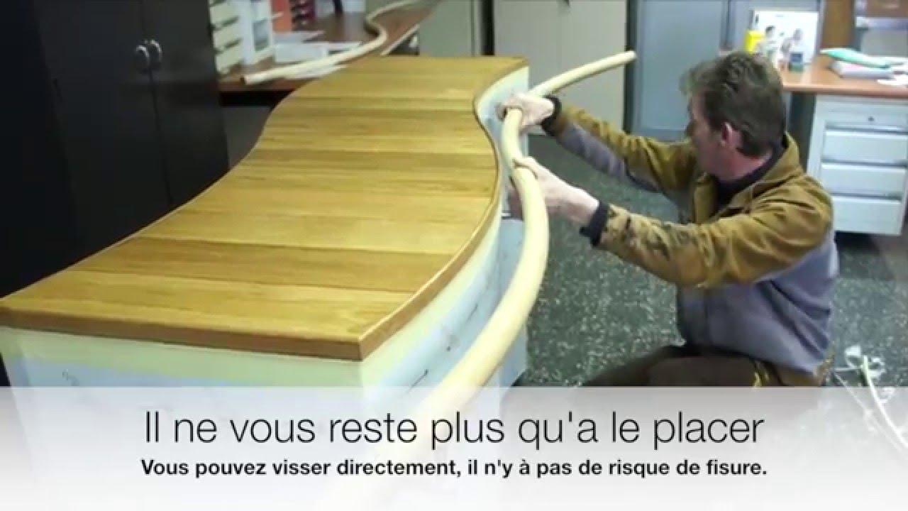 cintrage du bois massif bendywood 4 georis dc youtube. Black Bedroom Furniture Sets. Home Design Ideas